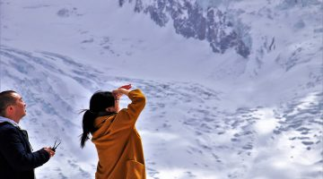 Voyager à la Montagne