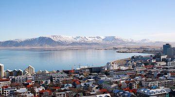 Reykjavik en Islande
